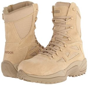 Reebok Work Mens Rapid Response Rucking Boots