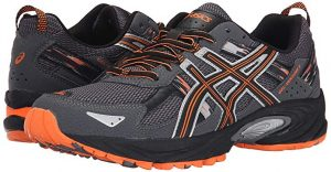 ASICS Men's GEL Venture 5 Running Shoes are made for Hallux Limitus and Hallux Rigidus.