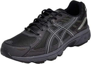 ASICS Men's Gel-Venture 6 for Long Work Shifts