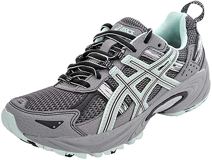 ASICS Women's GEL-Venture 5 are build for running, but its' qualities will serve for all retail workers.