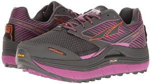 Altra Women's Olympus 2.5 Trail Running Shoe for Hallux Limitus or Rigidus