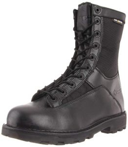 Bates Men's Durashocks Lace-to-Toe Work Boot for Firefighters