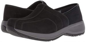 Dansko Women's Shaina Clog for Hallux Rigidus and Hallux Limitus