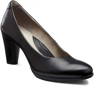 ECCO Women's Sculptured 75 Dress Pump for Flight Crew