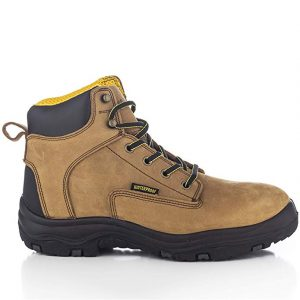 EVER BOOTS Ultra Dry Waterproof Work Boots will protect your feet during tough work.