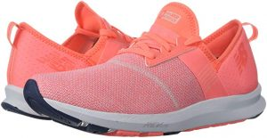 New Balance Women's FuelCore Nergize V1 Cross Trainer for Hallux Limitus and Hallux Rigidus