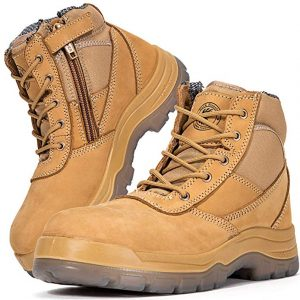 ROCKROOSTER Work Boots Waterproof