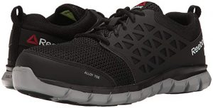 Reebok Work Men's Athletic Oxford Construction Shoe