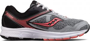 Saucony Women's Cohesion 10 Running Shoe for Retail Workers