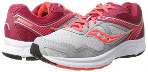 Saucony Women's Cohesion 10 Running and Fitness Shoe