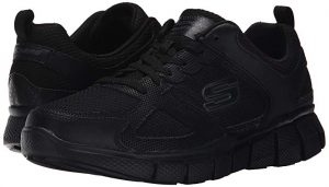 Skechers Men's Equalizer 2.0 True Balance Sneaker for Hallux Limitus