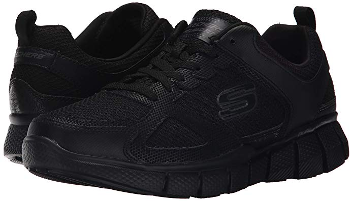 Skechers Men's Equalizer 2.0 True Balance Sneaker will work great for Hallux Limitus.
