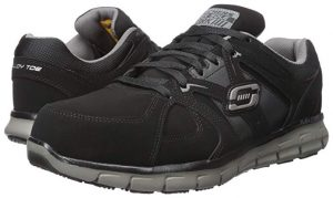 Skechers Men's Synergy Ekron Alloy Toe Shoe for Pickers