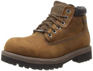 Skechers Men's Verdict Waterproof Work Boot