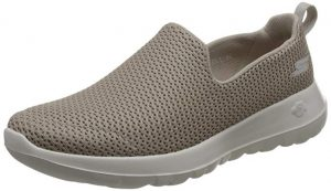 Skechers Women's Go Walk Joy Walking Shoe will be the best choice for Hallux Limitus.