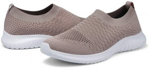 TIOSEBON Women's Mesh-Comfortable Work Sneakers