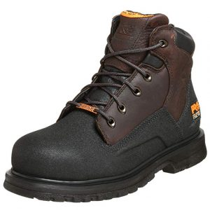 Timberland PRO Men's 47001 Power Welt Waterproof Steel-Toe Boot for Asphalt paving