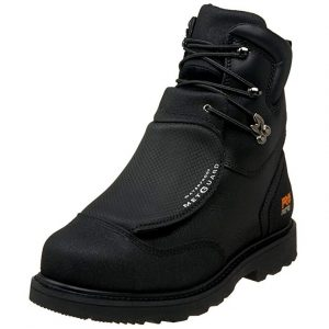 Timberland PRO Men's 53530 Metguard Steel-Toe Boot for Asphalt Workers