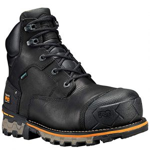 Timberland PRO Men's Boondock Composite Toe Waterproof Work Boot