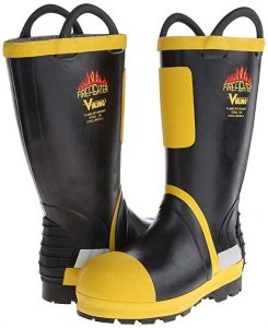 Viking Footwear Firefighter Felt Lined Waterproof FR Boot