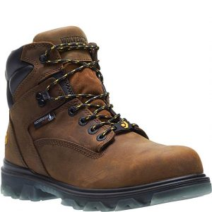 Wolverine Men's I-90 Waterproof Composite-Toe Construction Boot