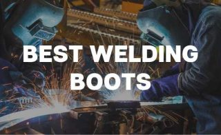 best welding boots - featured