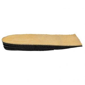 Adjust-A-Lift Heel Lift to Correct Leg Length Discrepancies or Ease Painful Heel Spurs