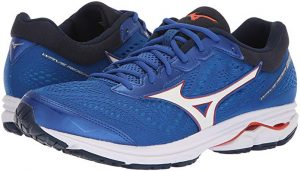 Mizuno Men's Wave Rider 22 Running Shoe for Peroneal Tendonitis
