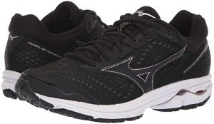Mizuno Women's Wave Rider 22 Running Shoe for Peroneal Tendonitis