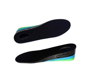 SOL3 - Men's Premium Height-Increase Insole Shoe Lift Inserts