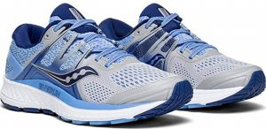 Saucony Omni ISO Women's Running Shoe for Peroneal Tendonitis