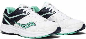 Saucony Women's Cohesion 11 Running Shoe for Peroneal Tendonitis