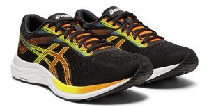 Last, but not least. ASICS Men's Gel-Excite 6 Twist Running Shoes for sesamoiditis.