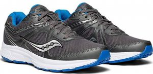 Like to run but have sesamoiditis? Saucony Men's Cohesion 11 Running Shoes maybe the right choice.