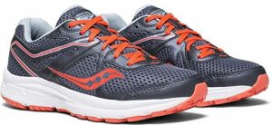 Saucony Women's Cohesion 11 Running Shoe is a good choice for sesamoiditis.