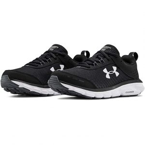 In case of sesamoiditis Under Armour Women's Charged Assert 8 Running Shoe can help to relieve pain.