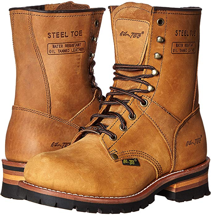 The most affordable logger boots in our list.