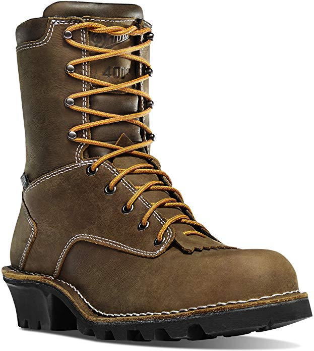 Danner Men's Logger NMT Work Boots are worth every dollar you'll pay for it.