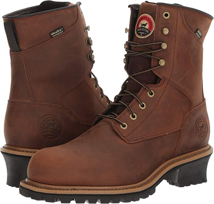 If you're looking for high-quality boots, than Irish Setter are for you.