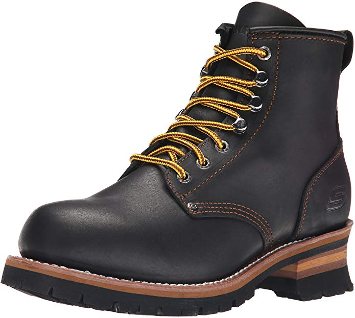 Skechers Logger Boot for Men costs under $200.