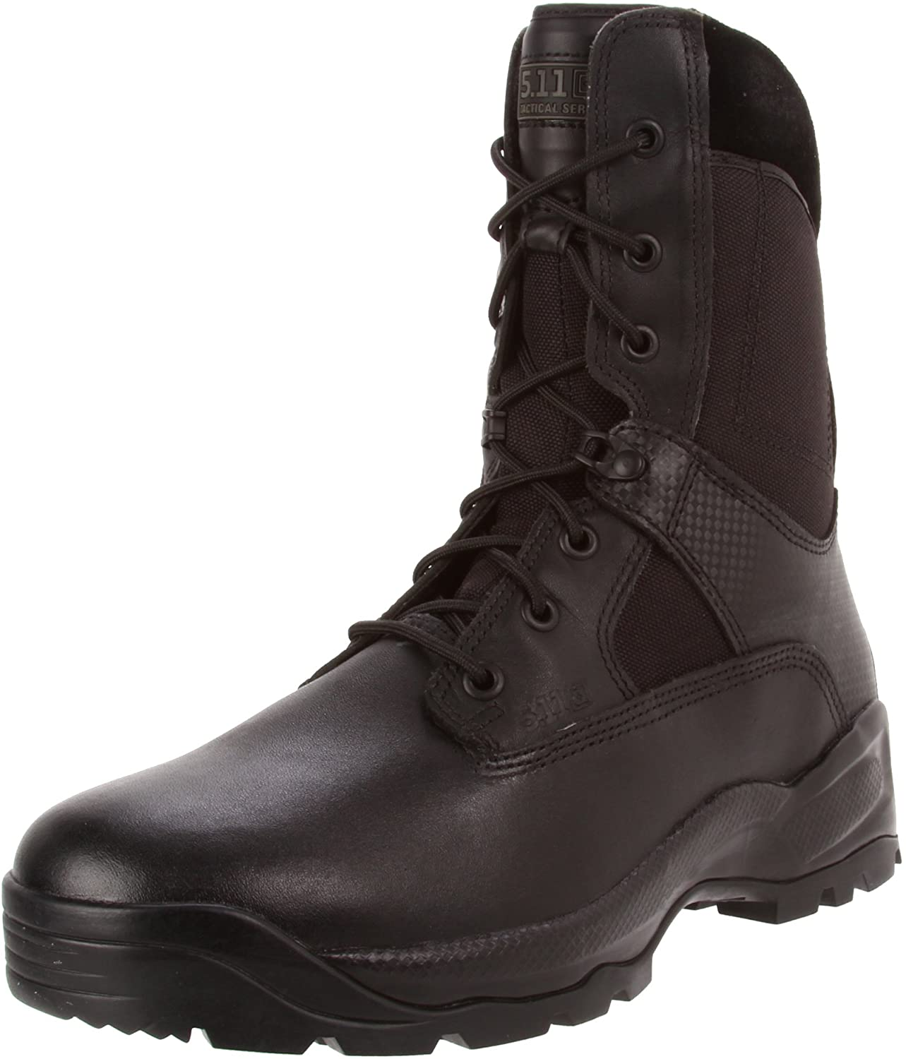 5.11 Tactical ATAC Coyote Boots can be a great choice for paramedics.