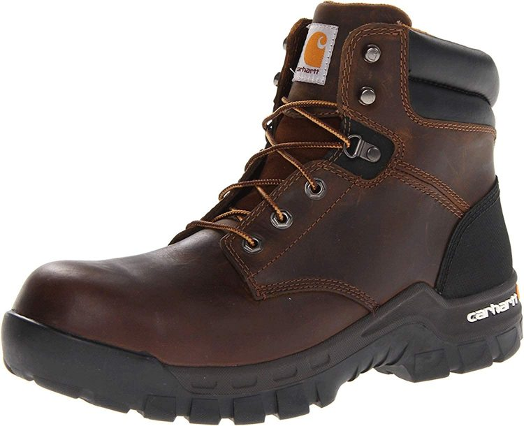 These boots meet ASTM 2413-11 EH and are built with 100% leather. Nice choice for those who value quality.