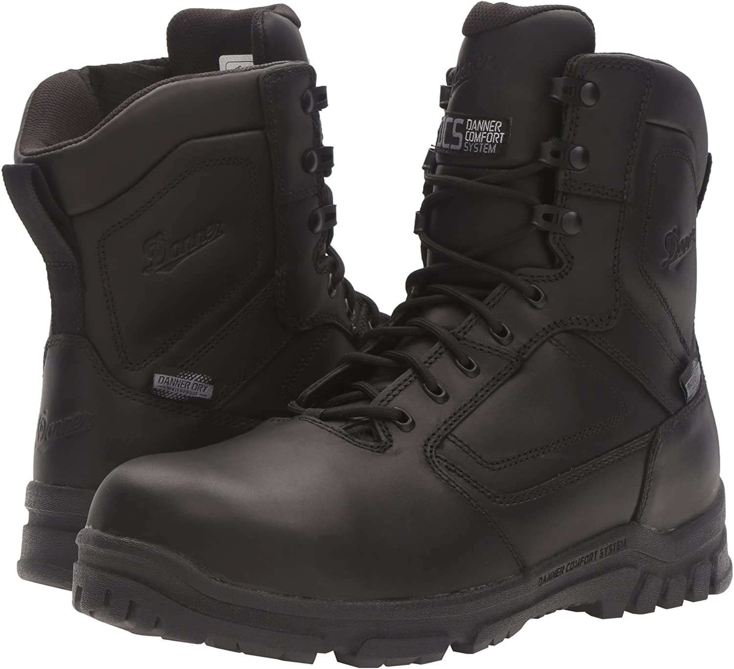 Danner Men's EMS Side-zip Nmt Military Boots will serve you for many years.