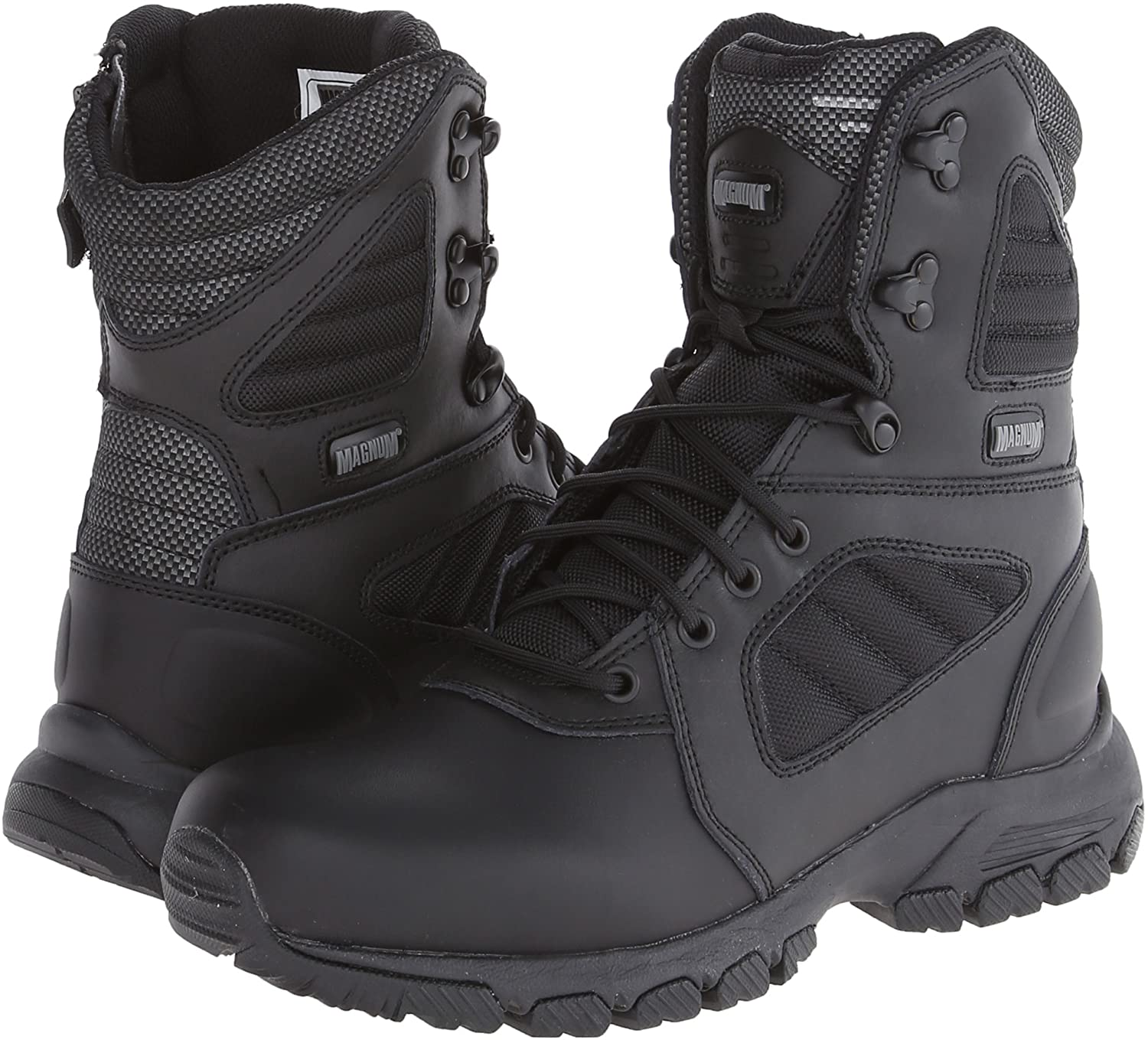 If you're looking for a reliable pair of EMS boots check Magnum Slip Resistant Work Boots.