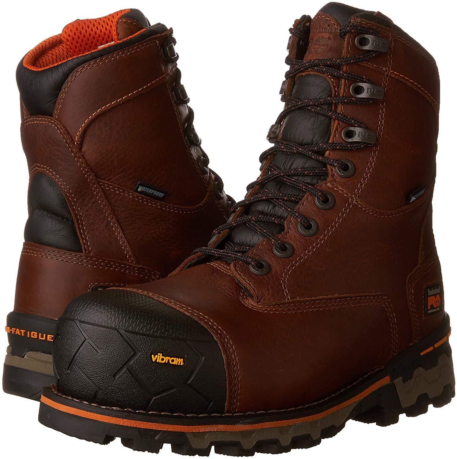 Let's take a look at why we choose Timberland PRO as the best boots for electricians.