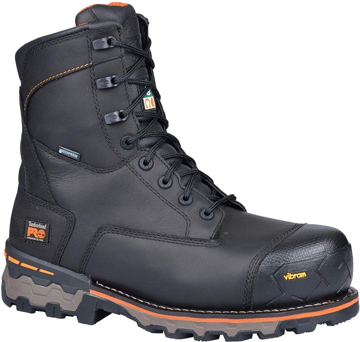 Timberland PRO also comes in black color.