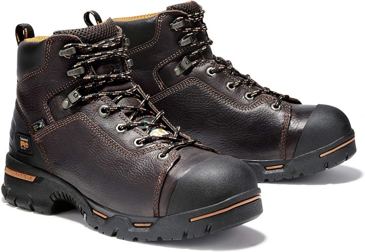 This is how Timberland Endurance boots look like.