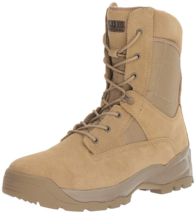 5.11 ATAC Jungle Boots for Men, Combat Boots for Tactical Military Use