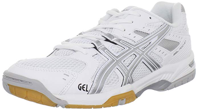 ASICS GEL-Rocket 6 has the best value for racquetball players.