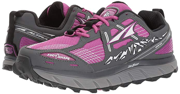 Altra AFW1755F Women's Lone Peak are great shoes for sesamoiditis.